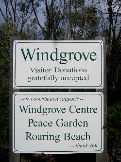 windgrove sign